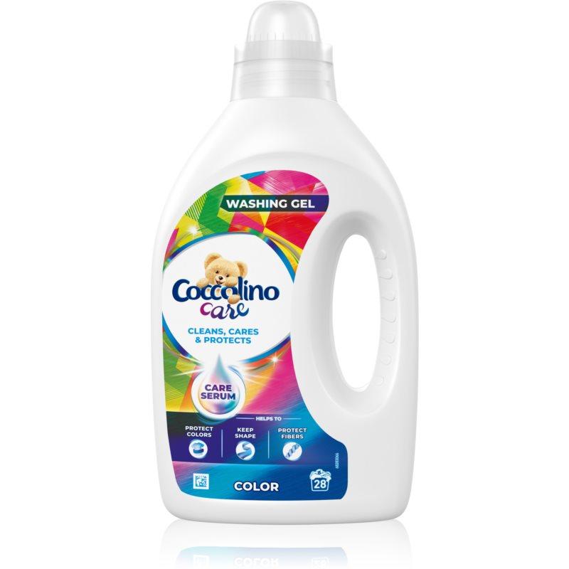 Coccolino Care Color detergente en gel 1200 ml