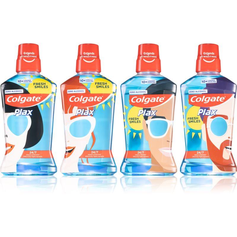 Colgate Plax Fresh Smiles Frissítő szájvíz 500 ml