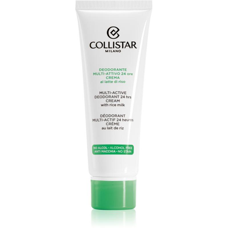 Collistar Special Perfect Body Multi-Active Deodorant 24 Hours krémový deodorant pro všechny typy pokožky 75 ml