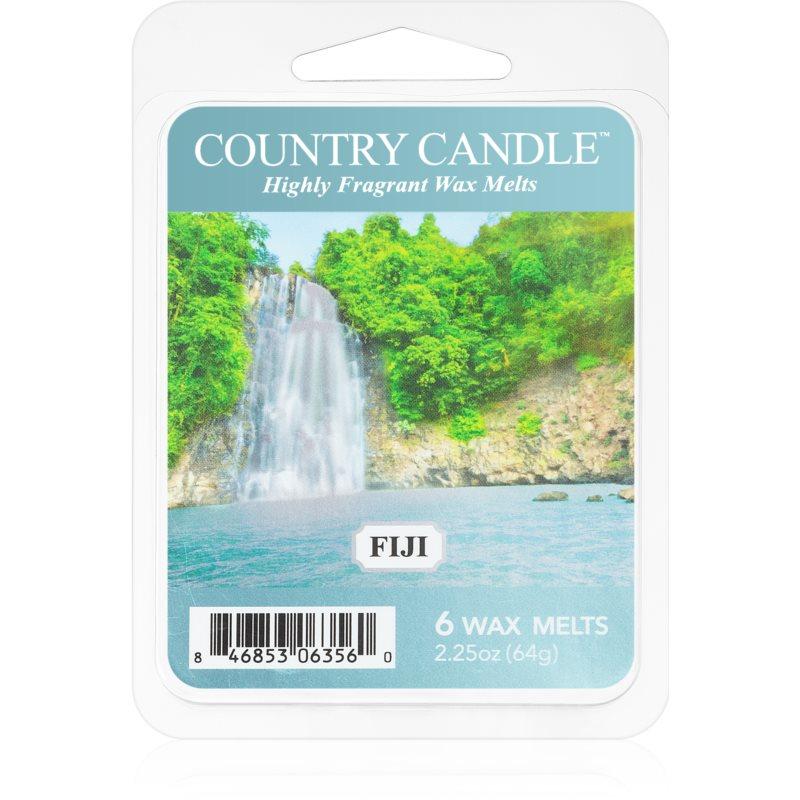 Country Candle Fiji tartelette en cire 64 g