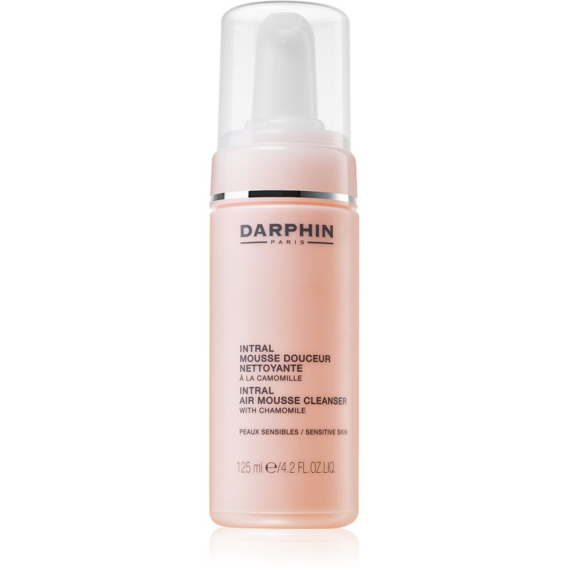 Darphin Intral Air Mousse Cleanser mousse detergente per pelli sensibili 125 ml