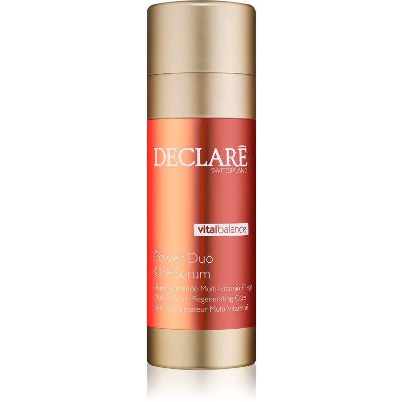 Declaré Vital Balance trattamento rigenerante multivitaminico per pelli normali e secche 40 ml