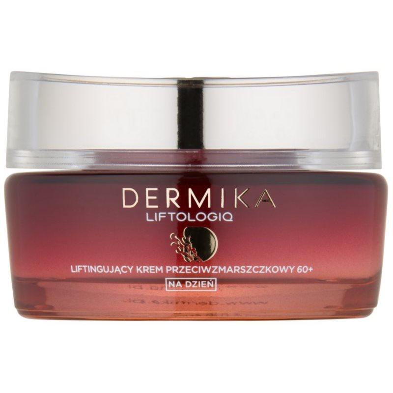 Dermika Liftologiq crème lifting de jour anti-rides 60+ 50 ml
