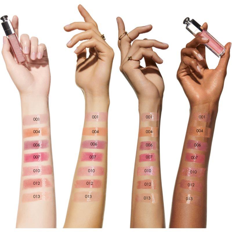 Dior Dior Addict Lip Maximizer dúsító ajakfény árnyalat 001 Pink 6 ml