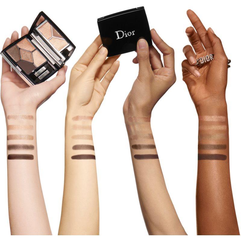 Dior 5 Couleurs Couture szemhéjfesték paletta árnyalat 559 Poncho 7 g