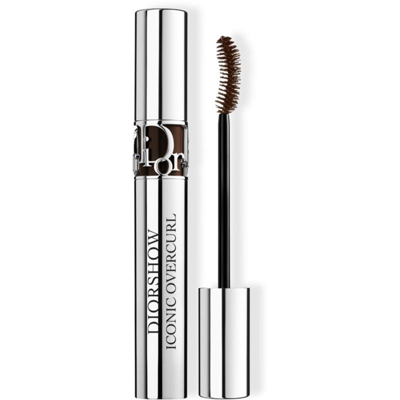 DIOR Diorshow Iconic Overcurl mascara volume et courbe teinte 694 Brown 6 g