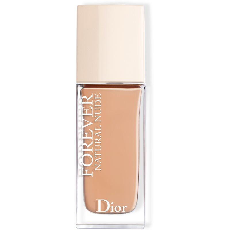 DIOR Dior Forever Natural Nude fondotinta per un look naturale colore 3CR Cool Rosy 30 ml