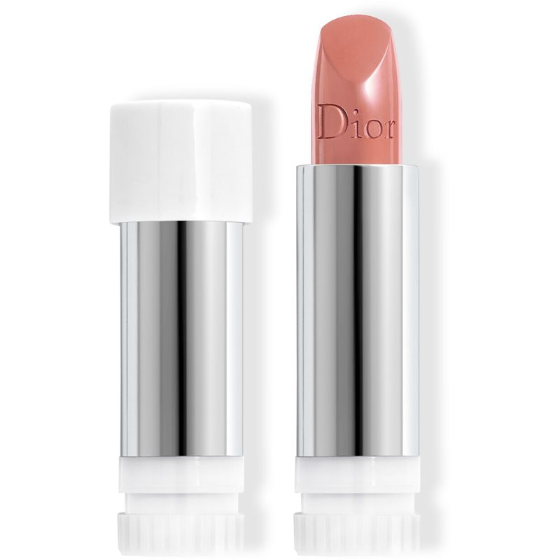 DIOR Rouge Dior The Refill rossetto lunga tenuta ricarica colore 219 Rose Montaigne Satin 3,5 g