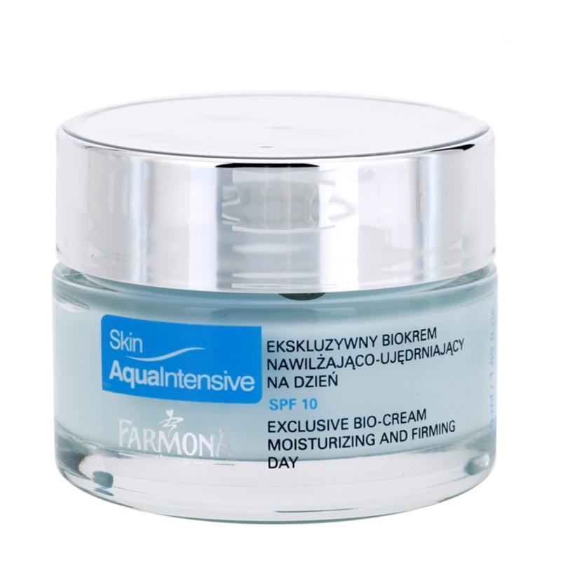 Farmona Skin Aqua Intensive crème de jour hydratante et raffermissante SPF 10 50 ml