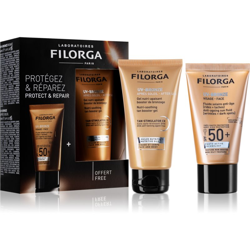 Filorga UV-Bronze kosmetická sada I. pro ženy