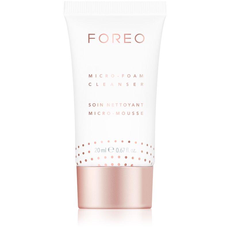 FOREO Micro-Foam Cleanser čistiaci penivý krém 20 ml