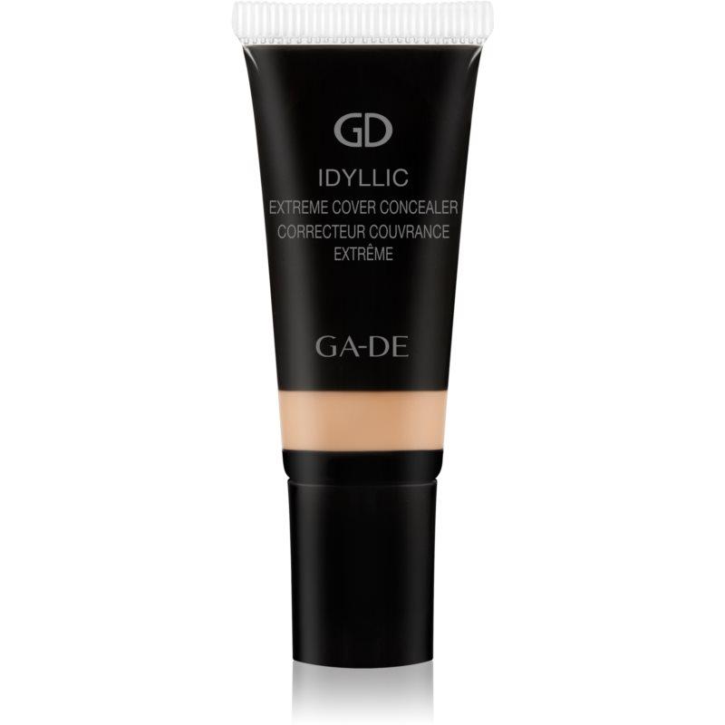 GA-DE Idyllic correttore coprente in crema colore 17 Beige 10 ml