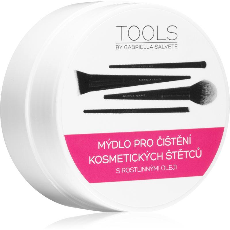 Gabriella Salvete Tools čisticí mýdlo pro kosmetické štětce 30 g