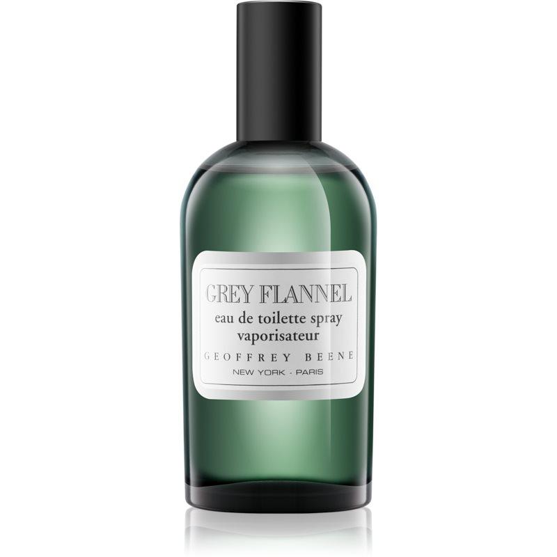 Geoffrey Beene Grey Flannel Eau de Toilette without atomiser for Men 120 ml