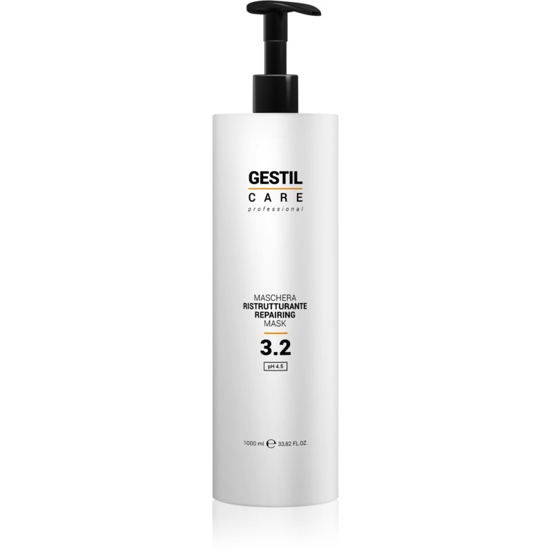 Gestil Care maschera ristrutturante per capelli secchi 1000 ml