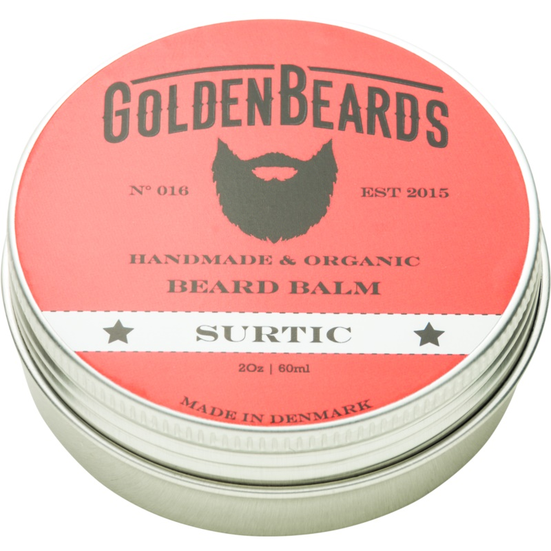 Golden Beards Surtic balzam na fúzy 60 ml