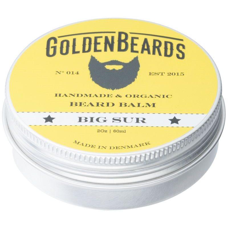 Golden Beards Big Sur balzam na fúzy 60 ml