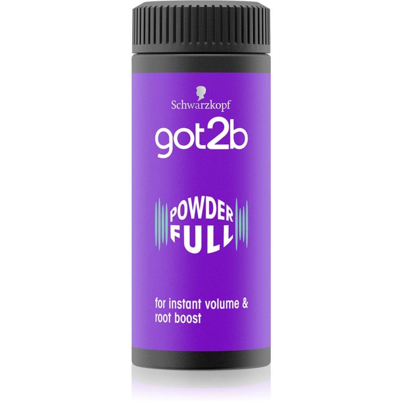 got2b PowderFul poudre coiffante pour un volume parfait 10 g