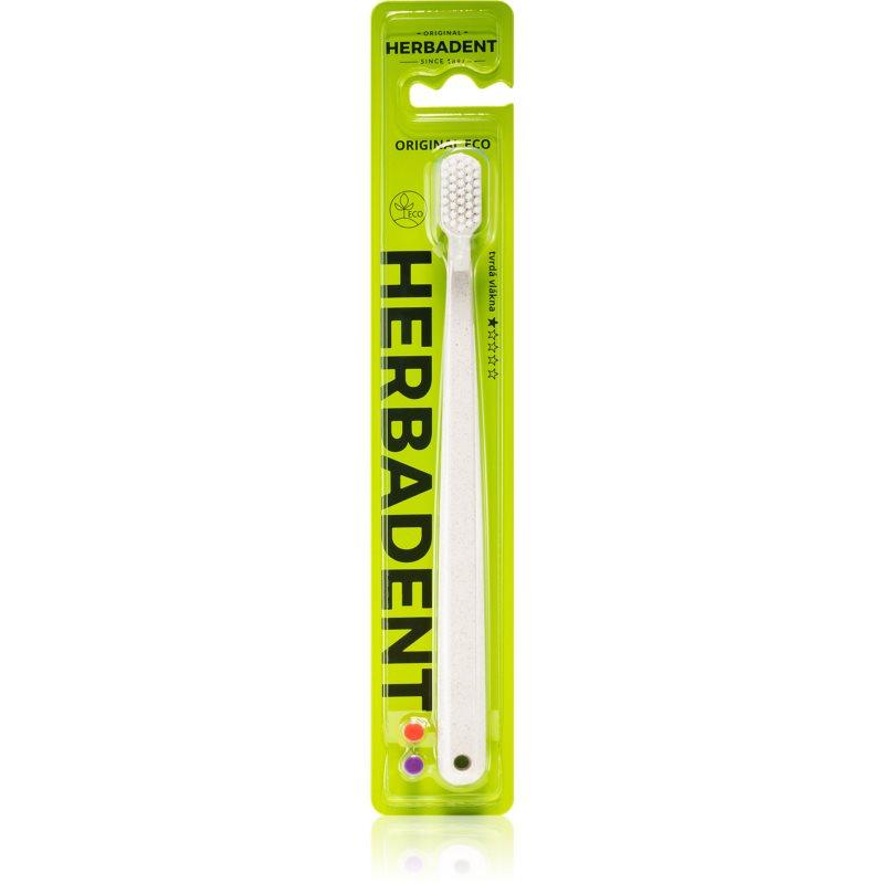 Herbadent Original ECO brosse à dents hard