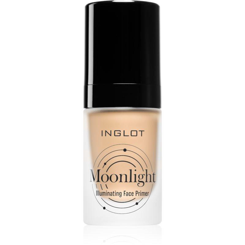 Inglot Moonlight primer illuminante per fondotinta colore 21 Full Moon 25 ml