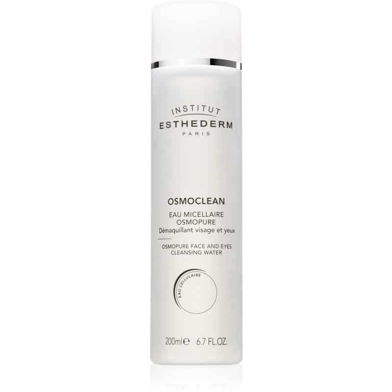Institut Esthederm Osmoclean Face And Eyes Cleansing Water acqua micellare detergente per viso e occhi 200 ml