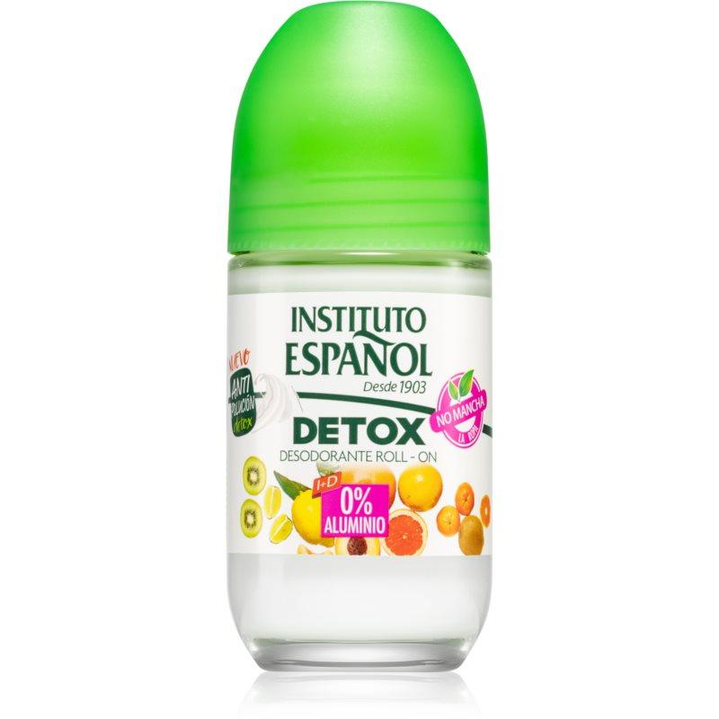 Instituto Español Detox déodorant roll-on 75 ml