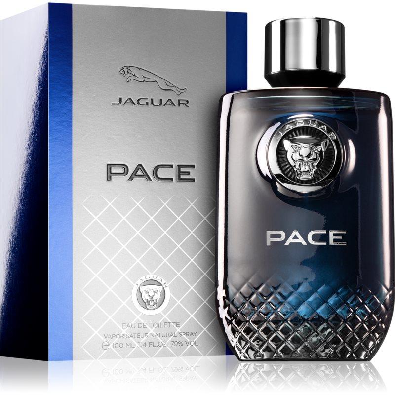 Jaguar Pace Eau de Toilette uraknak 100 ml