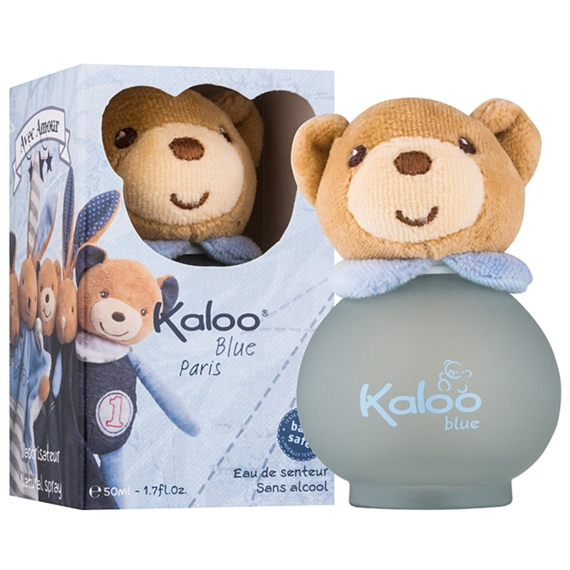 Kaloo Blue Eau de Toilette alkoholmentes gyermekeknek 50 ml