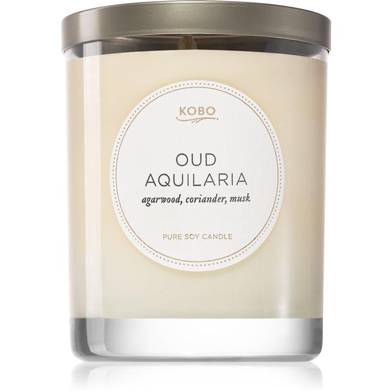 KOBO Aurelia Oud Aquilaria illatos gyertya 312 g