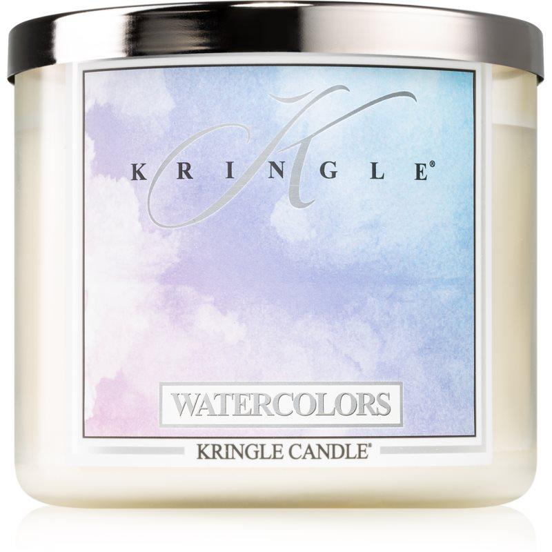 Kringle Candle Watercolors vonná svíčka II. 411 g