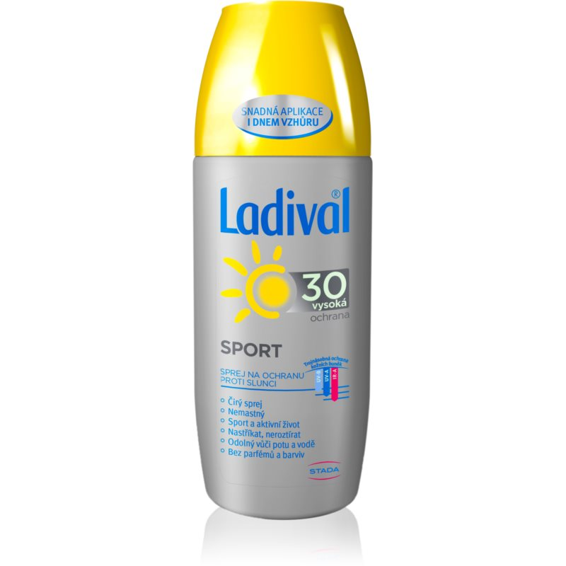 Ladival Sport spray protecteur solaire SPF 30 150 ml