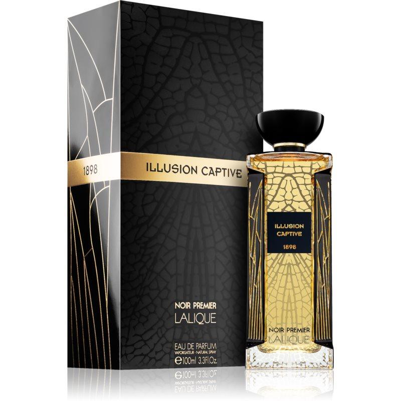 Lalique Noir Premier Illusion Captive Eau de Parfum unisex 100 ml