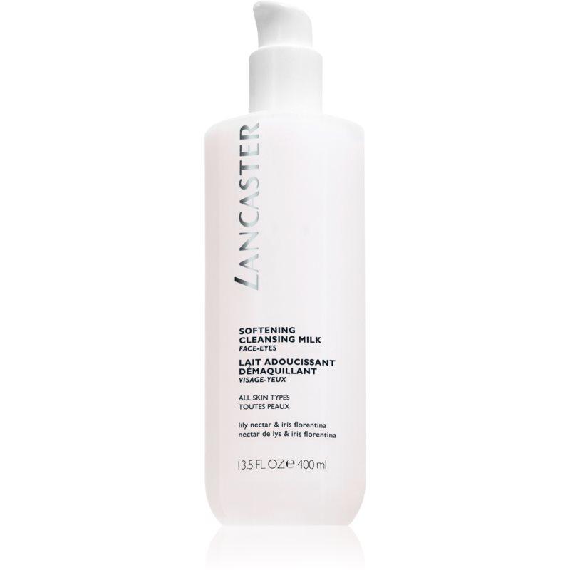 Lancaster Cleansers & Masks bőrlágyító tisztító tej 400 ml