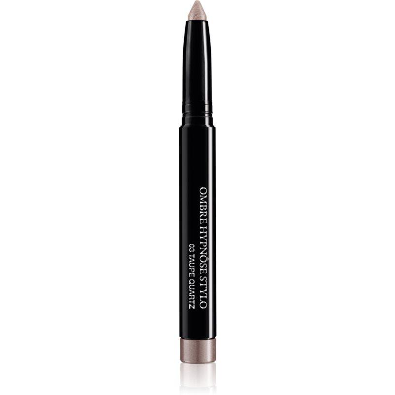 Lancôme Ombre Hypnôse Stylo crayon fard à paupières longue tenue teinte 03 Taupe Quartz 1.4 g