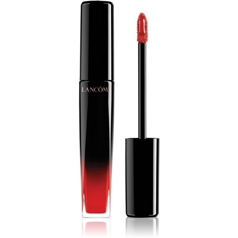 Lancôme L'Absolu Lacquer rouge à lèvres liquide brillance intense teinte 515 Be Happy 8 ml