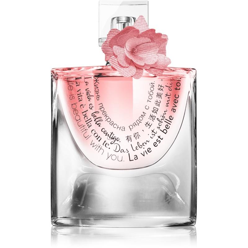 Lancôme La Vie Est Belle «With You» Eau de Parfum pour femme edition limitée 50 ml