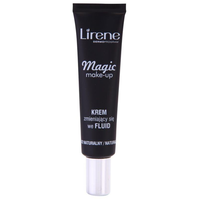 Lirene Magic CC krém hidratáló hatással árnyalat Natural 30 ml