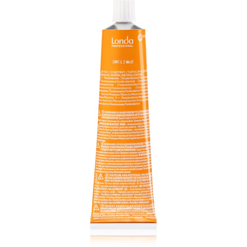 Londa Professional Demi-Permanent Color félig állandó hajfesték ammónia nélkül 8/81 80 ml