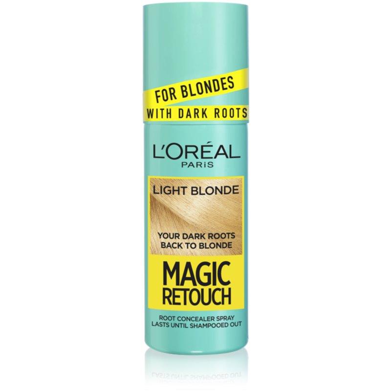 L'Oréal Paris Magic Retouch spray instantané effaceur de racines teinte Light Blonde 75 ml