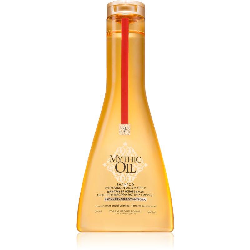 L'Oréal Professionnel Mythic Oil shampoing pour cheveux épais et indisciplinés 250 ml