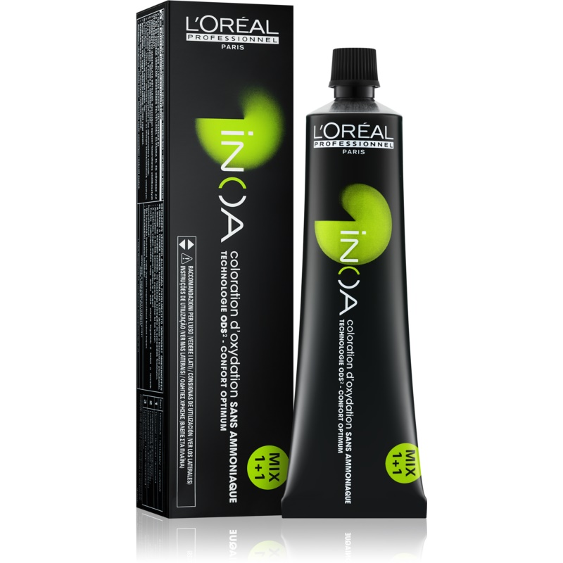L'Oréal Professionnel Inoa ODS2 coloration cheveux teinte 5,1 60 g