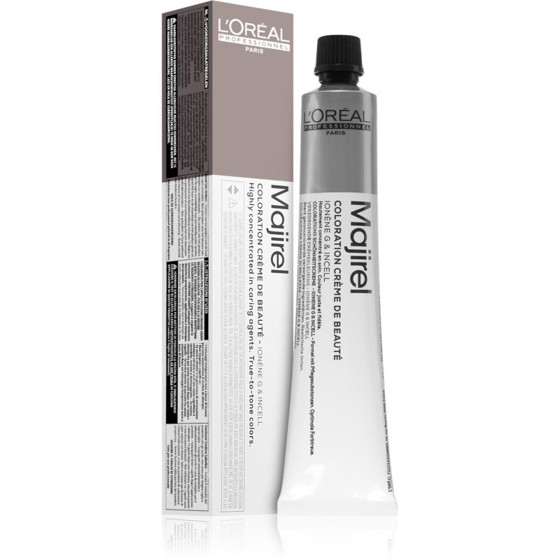 L'Oréal Professionnel Majirel hajfesték árnyalat 5.15 Light Ash Mahagony Brown 50 ml