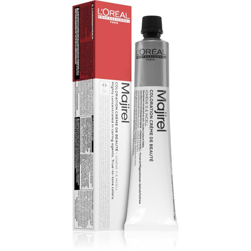 L'Oréal Professionnel Majirel coloration cheveux teinte 6.60 Intense Dark Red Blonde 50 ml