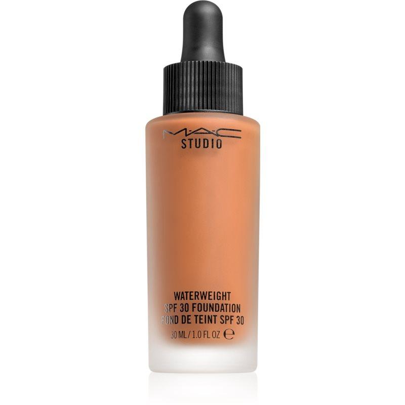 MAC Cosmetics Studio Waterweight SPF 30 Foundation fond de teint léger hydratant SPF 30 teinte NW 50 30 ml