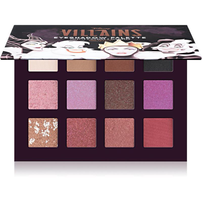Mad Beauty Disney Villains Palette paleta de sombras de ojos 12x2.5 g