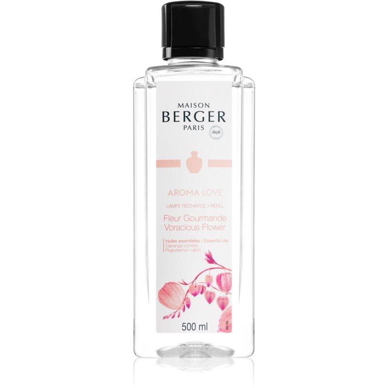 E-shop Maison Berger Paris Aroma Love náplň do katalytické lampy Voracious Flowers 500 ml