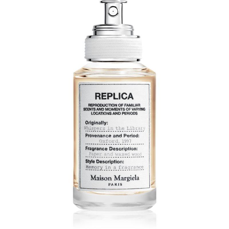 Maison Margiela REPLICA Whispers in the Library Eau de Toilette mixte 30 ml