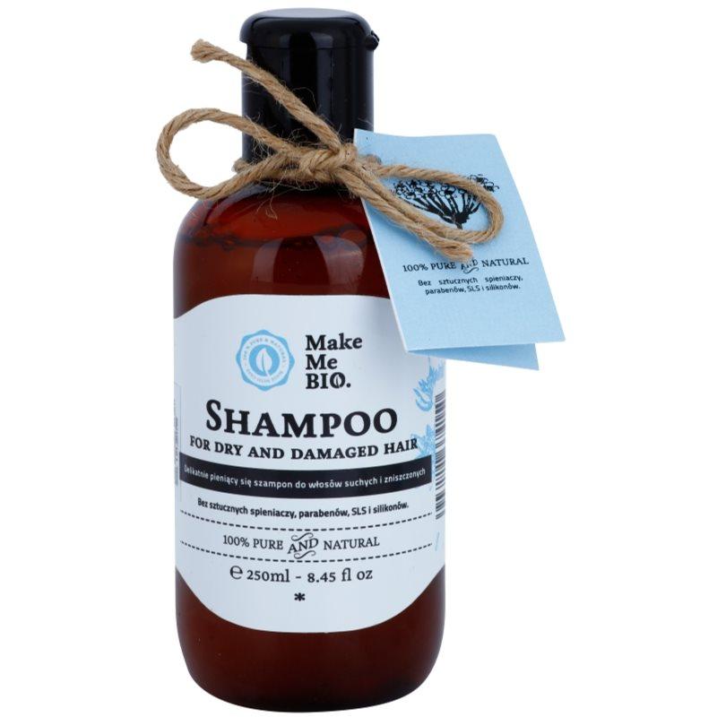 Make Me BIO Hair Care shampoo per capelli rovinati e secchi 250 ml