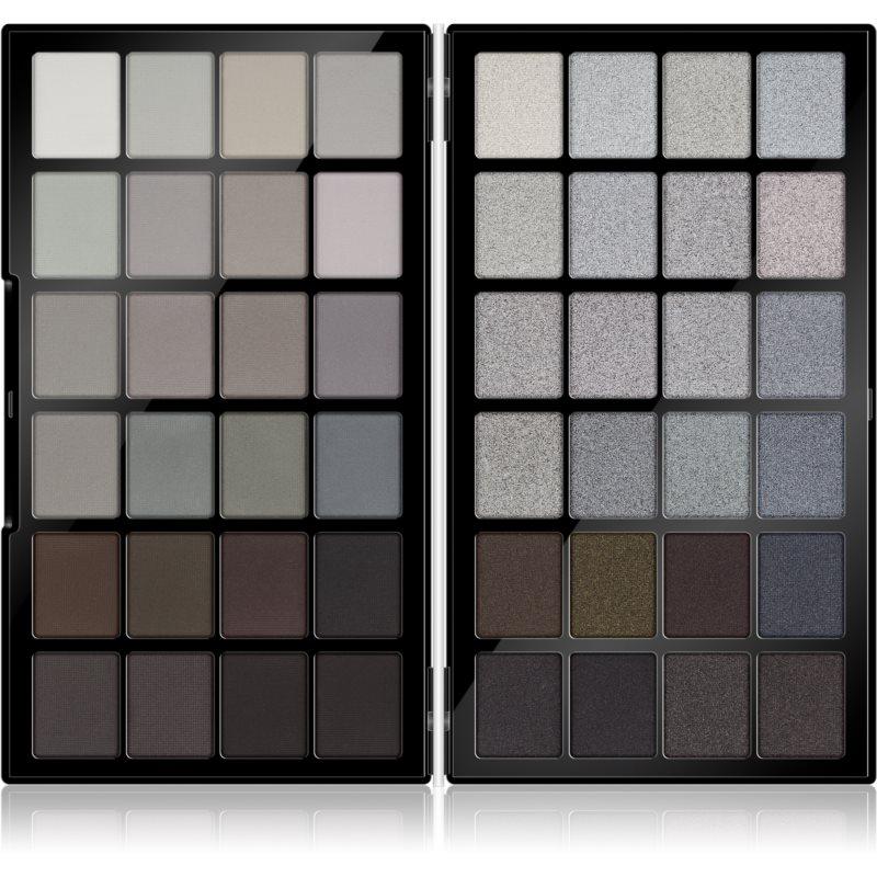 Makeup Revolution Colour Book púderes szemhéjfesték paletta árnyalat CB01 48x0,8 g