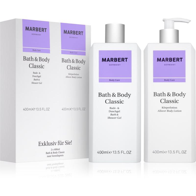 Marbert Bath & Body Classic dárková sada II. pro ženy